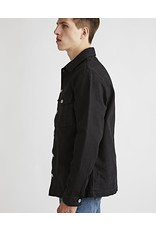 Tenue. Zeke Black Reverse Twill