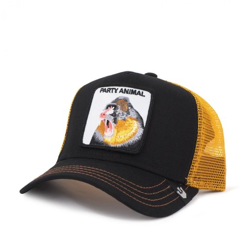 Goorin Bros Party Animal Cap Black