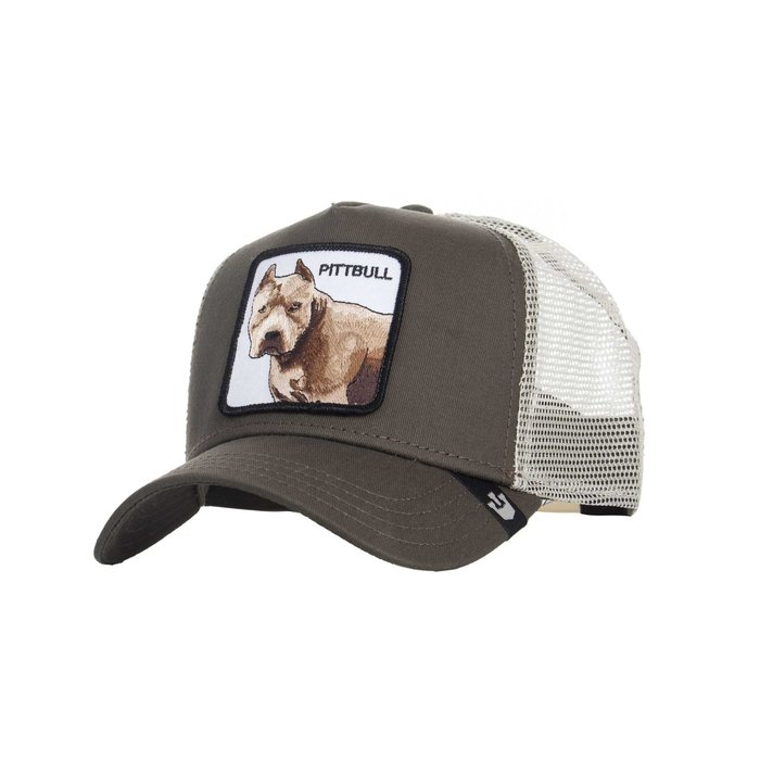 Goorin Bros Pitbull Cap Grey