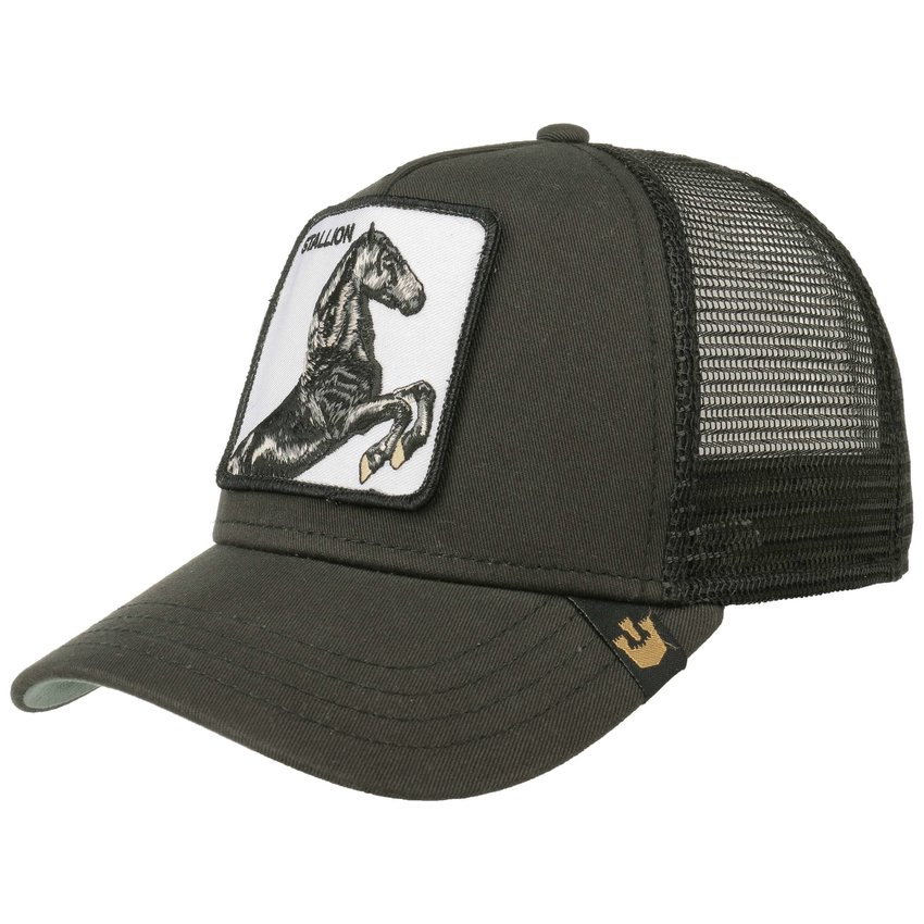 Goorin Bros Stallion Cap Black
