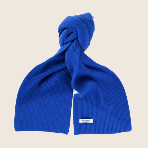 Le Bonnet Scarf Royal Azure