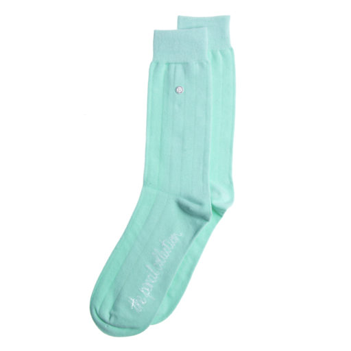 Alfredo Gonzales Pencil Classic Sock Mint