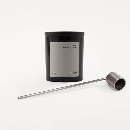 Frama CPH St. Pauls Scented Candle + Snuffer
