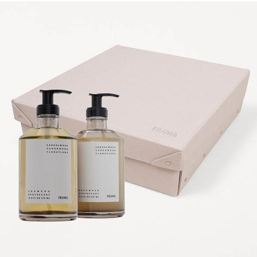 Frama CPH Gift Box: Shampoo + Body Wash