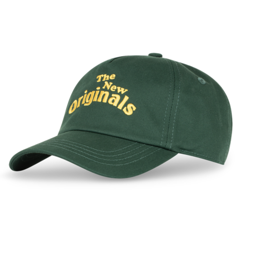 The New Originals Workman Cap Green