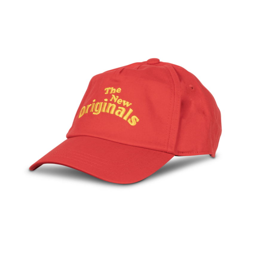 The New Originals Workman Cap Red