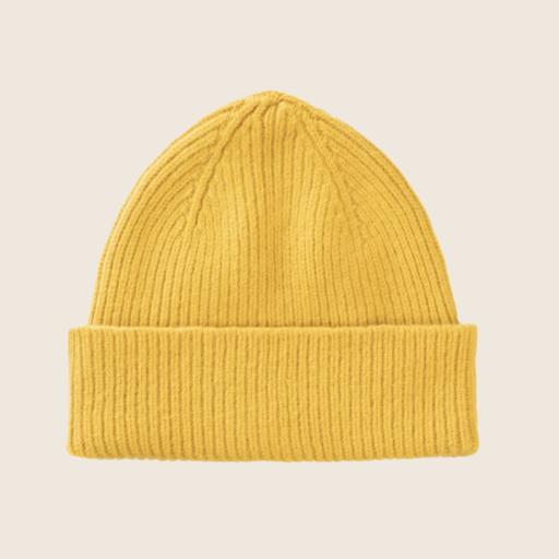Le Bonnet Beanie Mustard