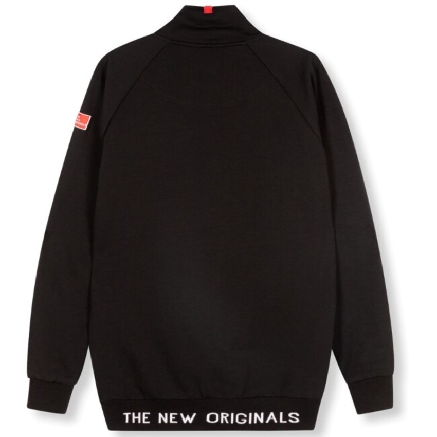 The New Originals Testudo Sweater Black