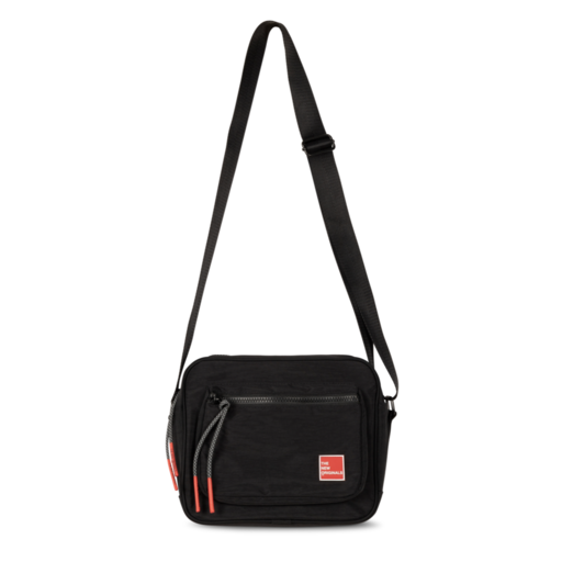 The New Originals 9 Dots Messenger Bag Black