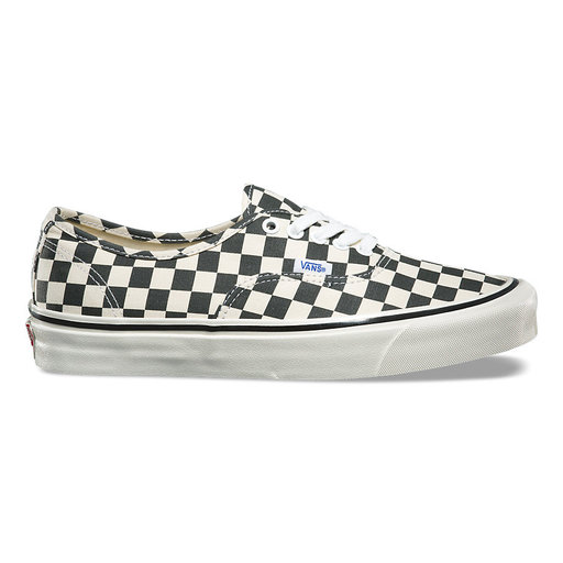 Vans  UA Authentic 44 DX Black Check