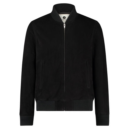Alter Ego Mick Jacket Suede Black