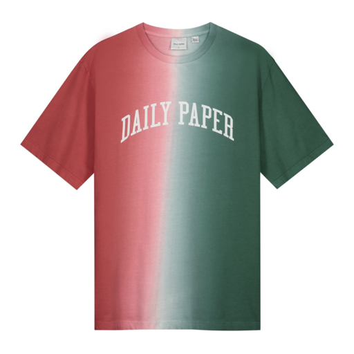 Daily Paper Rebo Tee Red/Green
