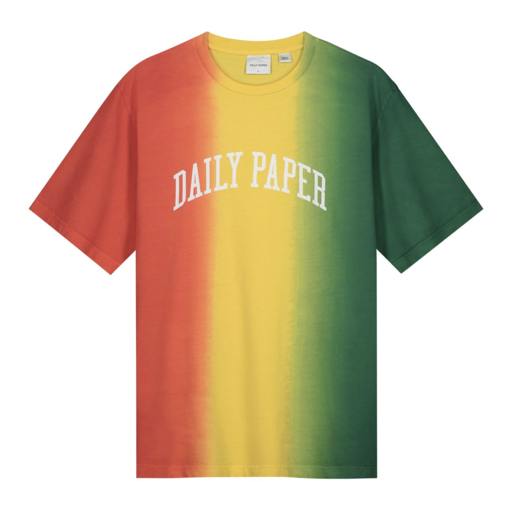 Daily Paper Rebo Tee Red/Yellow