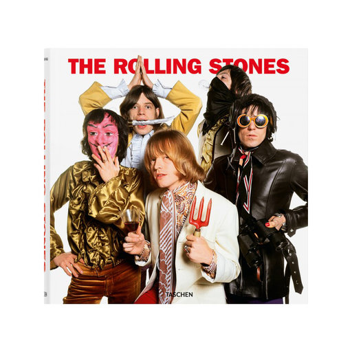 Taschen The Rolling Stones. Updated Edition