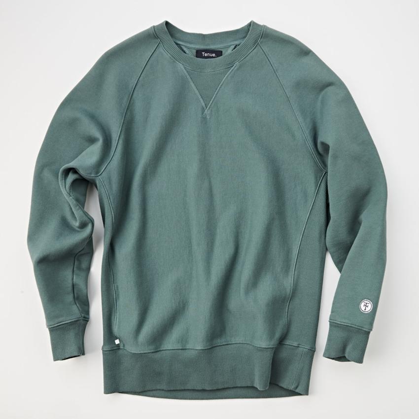 Tenue. Steve Sage Sweater