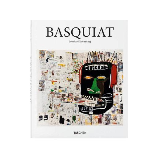 Taschen Jean-Michel Basquiat - Basic Art Series