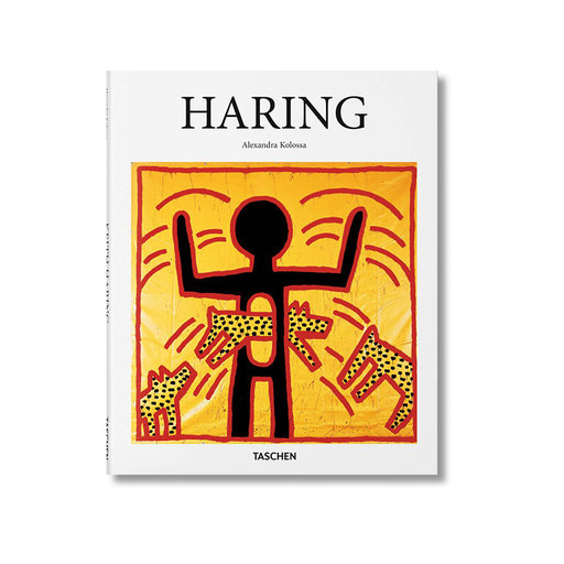 Taschen Keith Haring - Basic Art Series