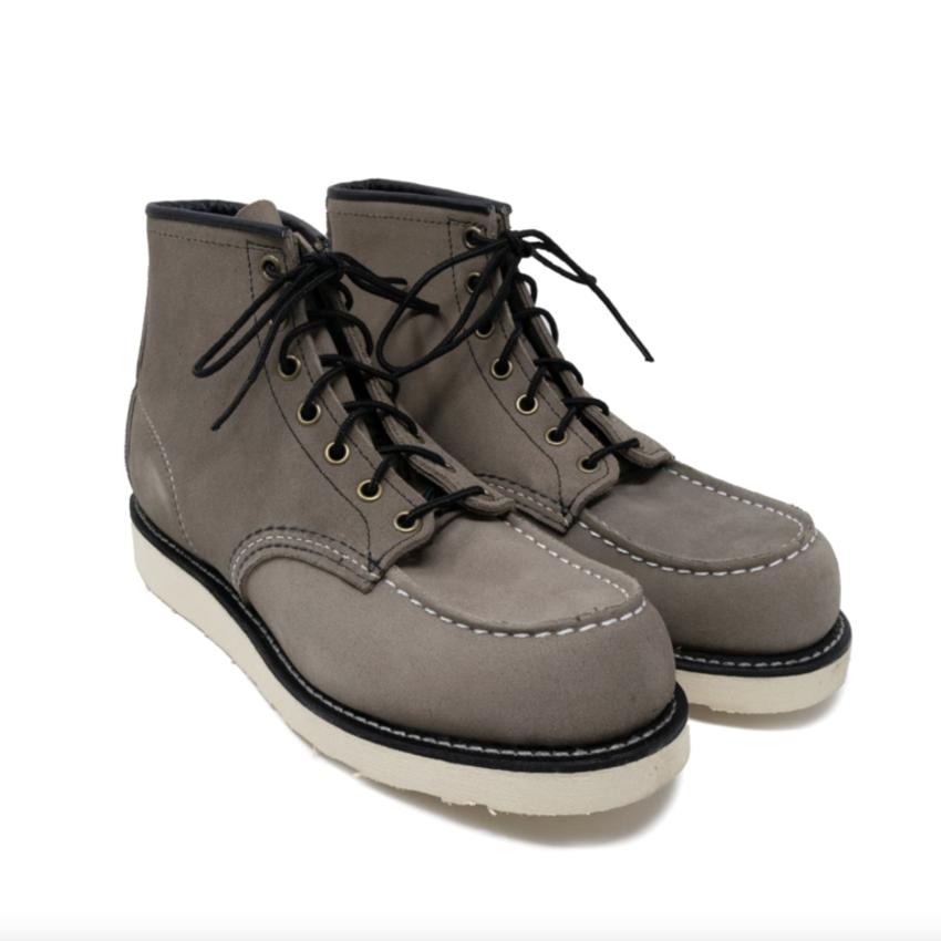 Red Wing Shoes Classic Moc Toe 8863 Slate Muleskinner