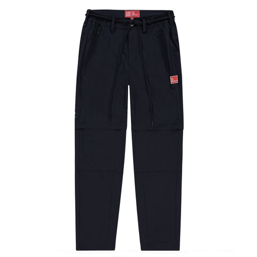 The New Originals Parachute Trousers Navy