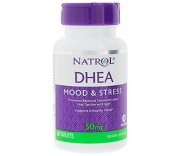 Comprar DHEA, 50 mg, 60 Tablets