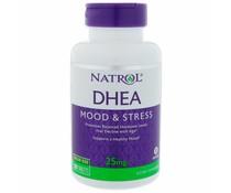 DHEA, 25 mg,  300 Tablets