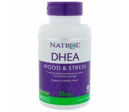 Køb DHEA, 25 mg, 300 tabletter