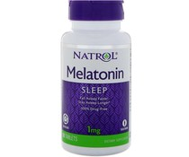 Køb Melatonin, 1 mg, 90 Tablets