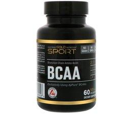 California Gold Nutrition, BCAA