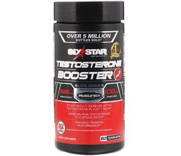 Six Star Pro Nutrition, Testosterone Booster