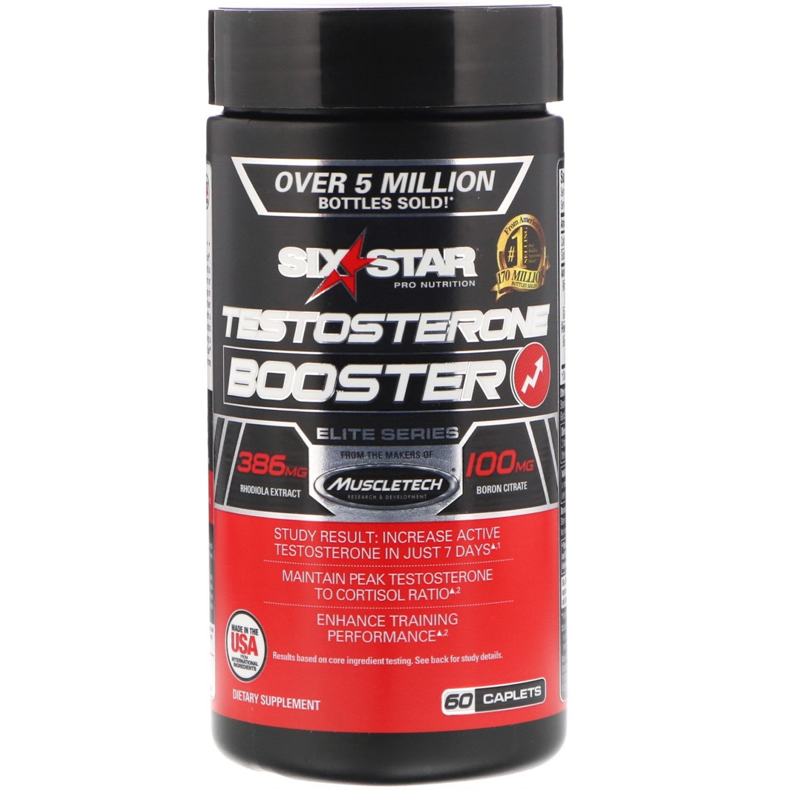 Pro Nutrition, Testosterone Booster