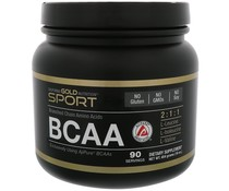 California Gold Nutrition, BCAA powder