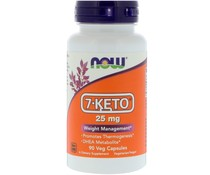 Buy 7-KETO, 25 mg, 90 Veg Capsules