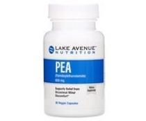 Comprar PEA, 600 mg, 90 Veggie Capsules