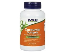NOW CURCUMIN SOFTGELS