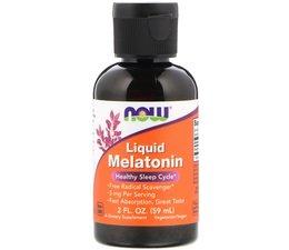 Now Foods, Liquid Melatonin