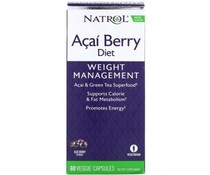 Natrol, Acai Berry Diet, Acai & Green Tea Superfoods