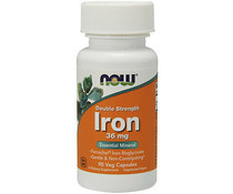 Now Foods, Iron