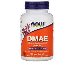 Now Foods, DMAE, 250 mg, 100 Veg Capsules