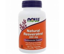 Now Foods, Natural Resveratrol