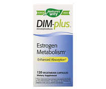 Nature's Way, DIM-plus, Estrogen Metabolism
