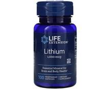 Life Extension, Lithium