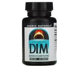 Source Naturals, DIM