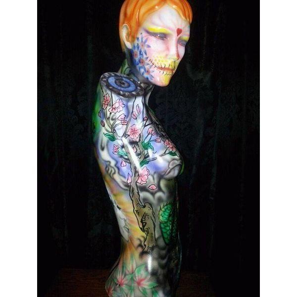 Johan Sarkol Tattoo Girl