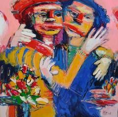 Producten getagd met Mart Seijkens schilderij