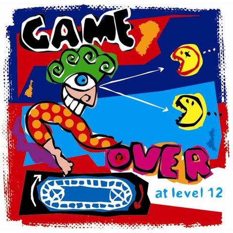 Jean-Paul Marsman | Game Over