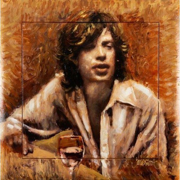Peter Donkersloot Peter Donkersloot | Mick Jagger