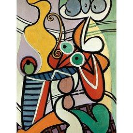Picasso Naakt met stilleven
