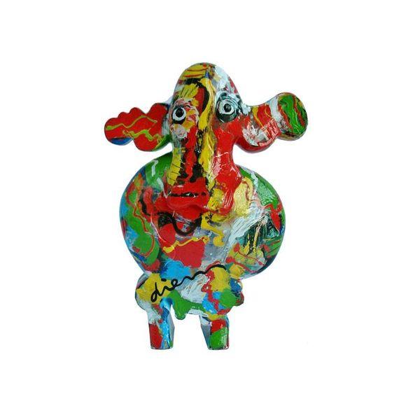 Peter Diem Flying cow IV