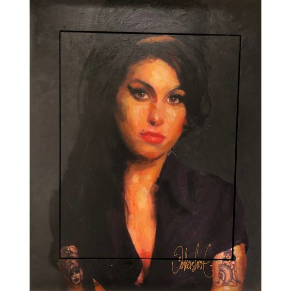 Peter Donkersloot Amy Winehouse