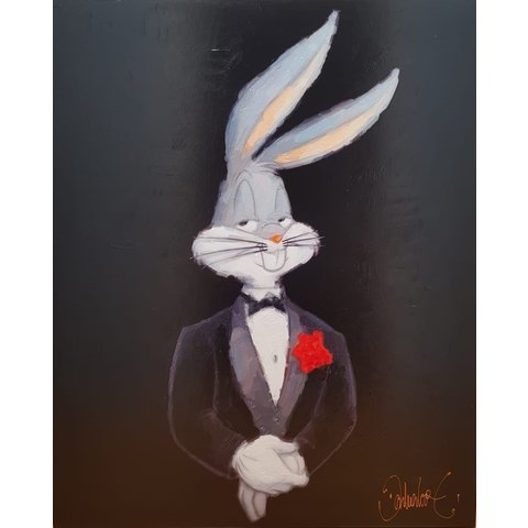 Peter Donkersloot | Don Bugs Bunny